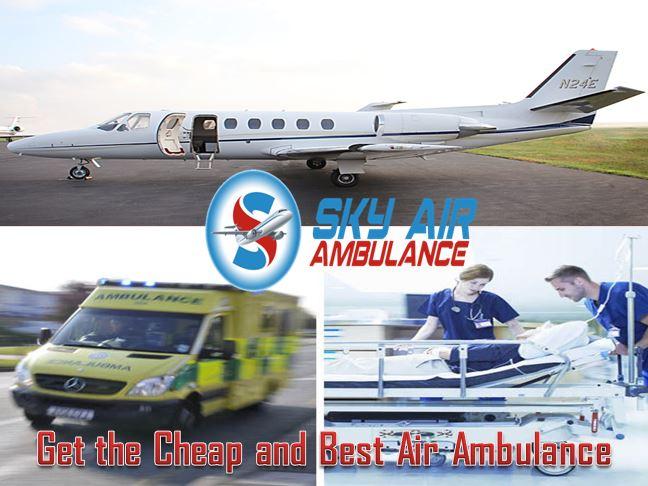 Sky Air Ambulance Delhi.JPG
